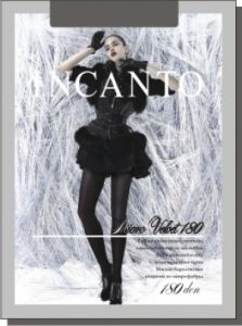 Теплые колготки MICRO VELVET 180 Incanto ― интернет-магазин колготок Цветана
